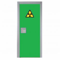 Puerta técnica rayos X
