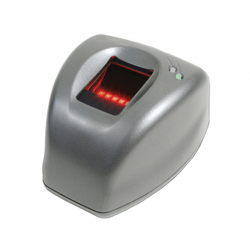 Lector biométrico de huella dactilar