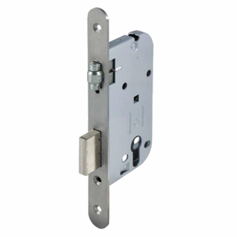 Cerradura barrilete isae ingenier a de accesos s l - Picaporte puerta aluminio ...