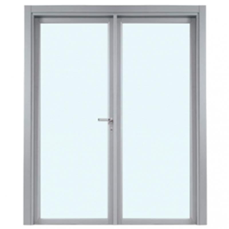 Puerta cortafuegos vidrio 2 hojas isae ingenier a de for Puertas de entrada con vidrio